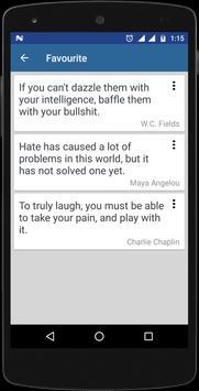 Life Fact Quotes screenshot 3