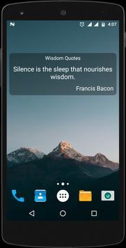 Wisdom Quotes screenshot 2