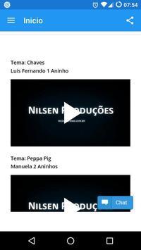 Nilsen Retrospectiva apk screenshot