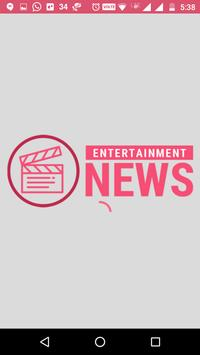 Entertainment News poster