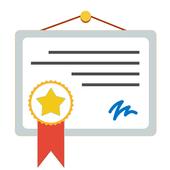 Certificate Maker Creator icon