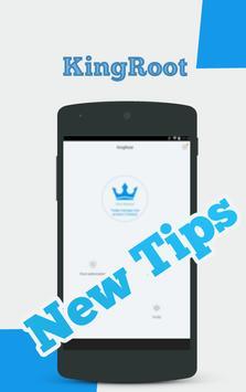 Guide for kingroot poster