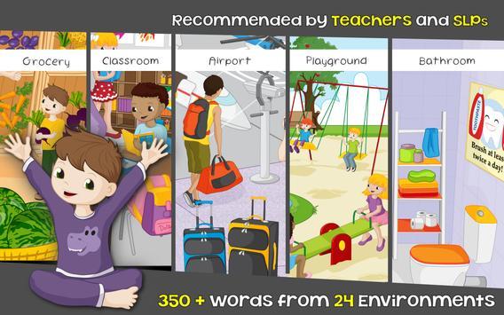 Words for Kids - Reading Games apk screenshot