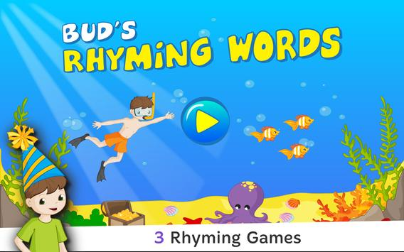 Kids Learn to Read Rhymes poster