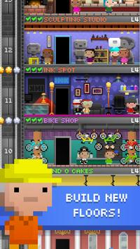 Tiny Tower poster