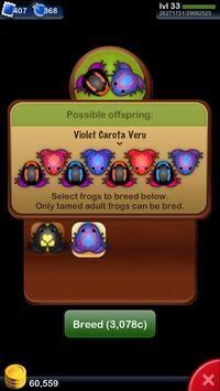 Pocket Frogs apk screenshot