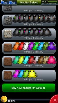 Schermata apk Pocket Frogs
