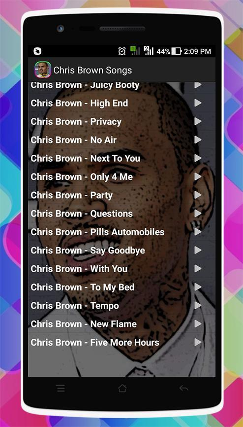 Chris Brown Songs for Android - APK Download