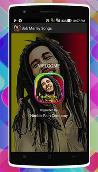 Bob Marley Songs screenshot 3