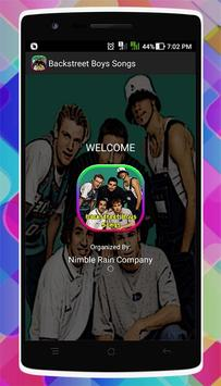 Backstreet Boys Songs screenshot 3