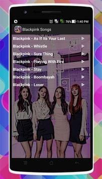 Blackpink Songs screenshot 1