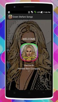 Gwen Stefani Songs apk screenshot