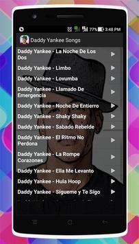 Daddy Yankee Songs screenshot 2