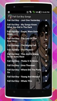 Fall out boy songs apk download free music & audio app for.