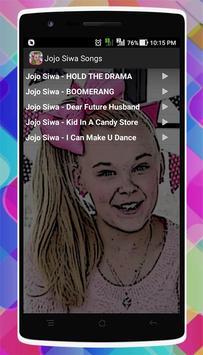 Jojo Siwa Songs スクリーンショット 1
