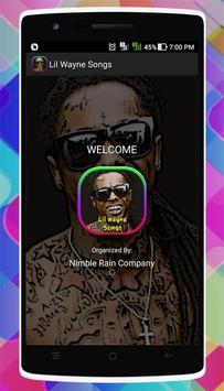Lil Wayne Songs poster