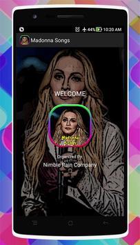 Madonna Songs apk screenshot