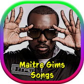Maitre Gims Songs icon