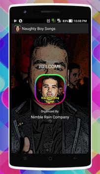 Naughty Boy Songs poster