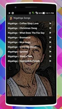 Nigahiga Songs apk screenshot