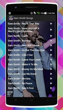 Sam Smith Too Good At Goodbyes Songs Screenshot 1