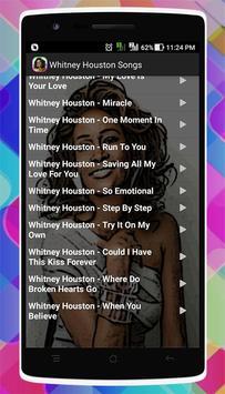 Whitney Houston Songs screenshot 3