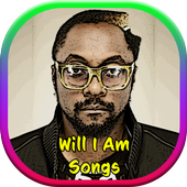 Will I Am Songs icon