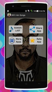 Will I Am Songs screenshot 3