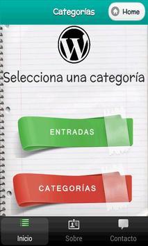 Funciones Wordpress screenshot 1