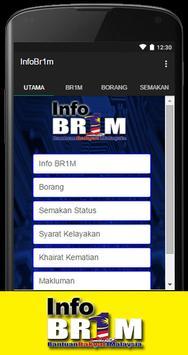 Info BSHR poster