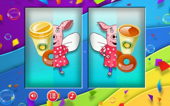 Fairy Pig Puzzles screenshot 1