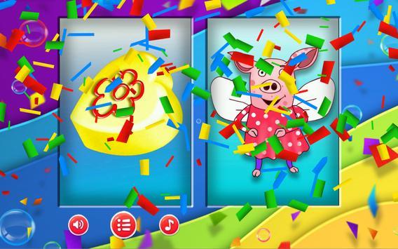 Fairy Pig Puzzles screenshot 3