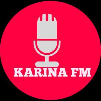 Radio Karina FM poster