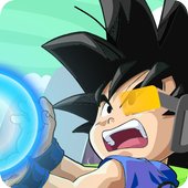 Bubble Goku Saiyan icon