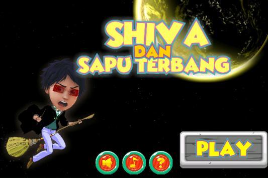 Shiva Dan Sapu Terbang poster