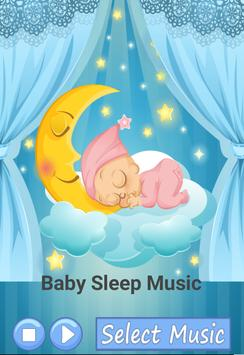 Baby Lullaby  Sleep poster