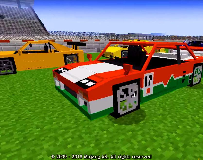 Car Mod For Minecraft Pe For Android Apk Download