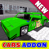 Cars Addon for Minecraft icon