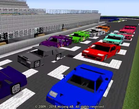 Cars Addon for Minecraft screenshot 8