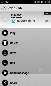 Call Recorder simple apk screenshot
