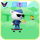 Octonats Skate Boy icon