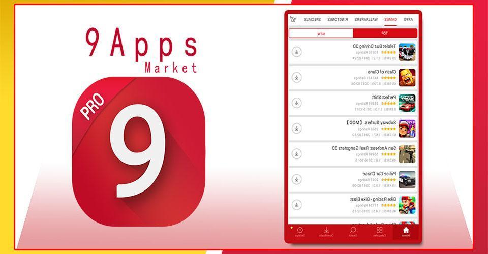 9 apps store apk download | 9apps download  2019-03-28