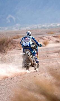 Wallpapers Rally Motorcycles poster