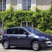 Wallpapers Renault Scenic icon