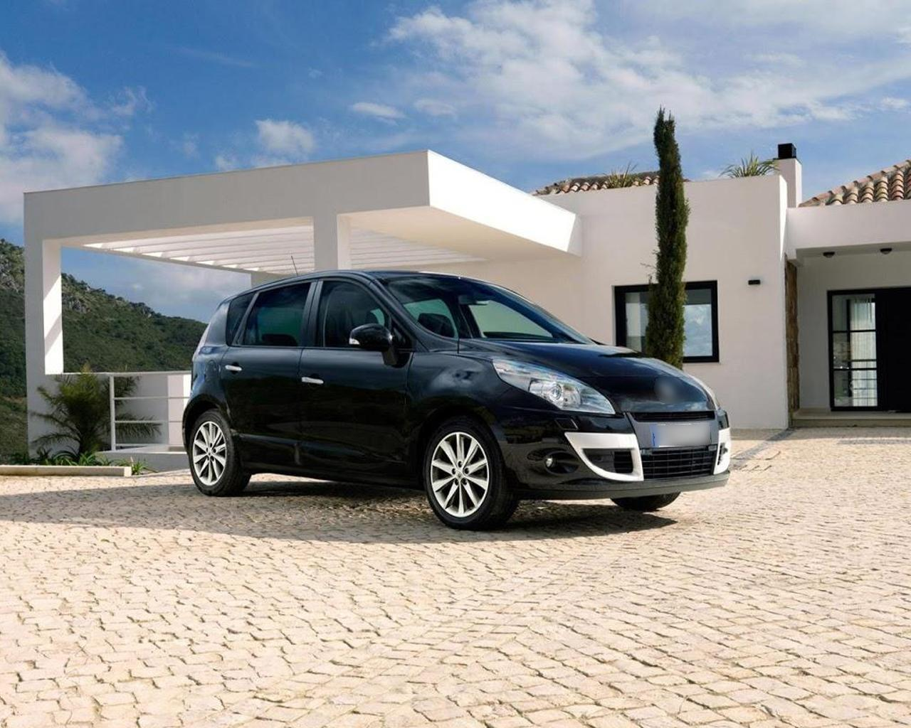 Fondo Pantalla Renault Scenic For Android Apk Download