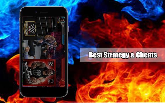 Tips: WWE Champions Puzzle RPG apk screenshot