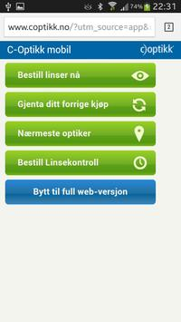 Optikeren min apk screenshot