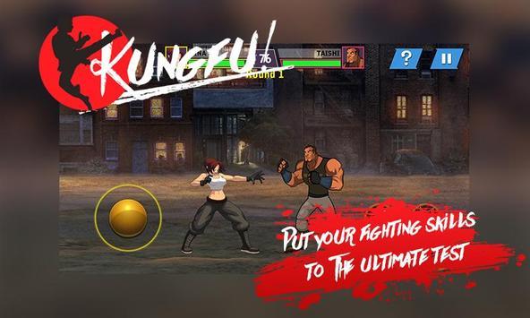 Kung Fu Fighting Mortal Kombat poster