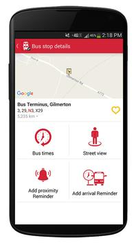 Edinburgh Lothian Buses Time screenshot 2