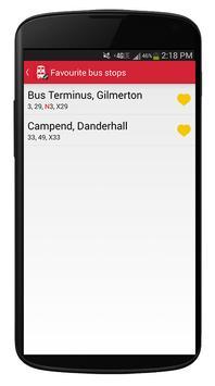Edinburgh Lothian Buses Time screenshot 4